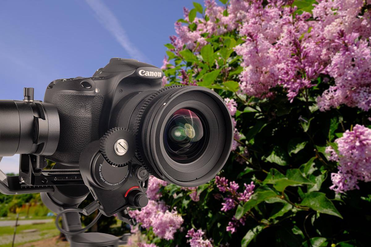 Tokina atx-i 11-20mm F2.8 CF Ultraweitwinkel-Zoomobjektiv für Filmer