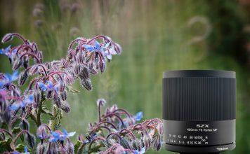 Spiegelobjektiv mit Wechselmountsystem für Nikon, Canon, Fuji, MFT & Sony: Das neue Tokina SZX SUPER TELE 400mm F8 Reflex MF